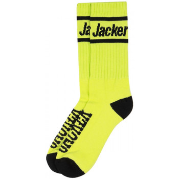 Accessoires Heren Sokken Jacker After logo socks Groen