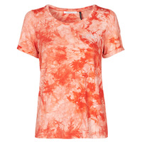 Textiel Dames T-shirts korte mouwen Les Petites Bombes BRISEIS Oranje