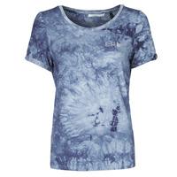 Textiel Dames T-shirts korte mouwen Les Petites Bombes BRISEIS Marine