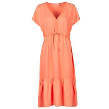 Textiel Dames Korte jurken Les Petites Bombes BRESIL Oranje