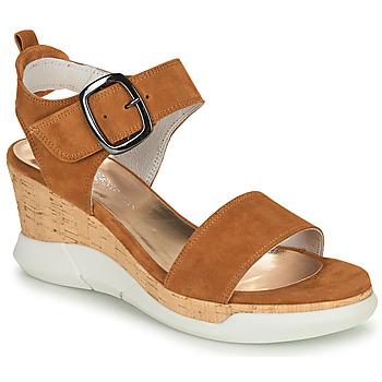 Schoenen Dames Sandalen / Open schoenen Philippe Morvan AMOR V1 Bruin