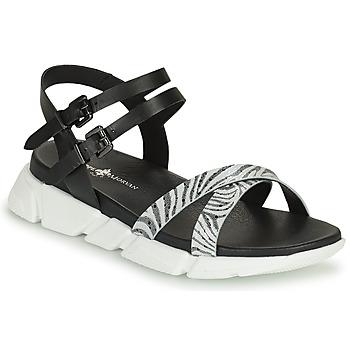 Schoenen Dames Sandalen / Open schoenen Philippe Morvan KERALA V1 Zwart