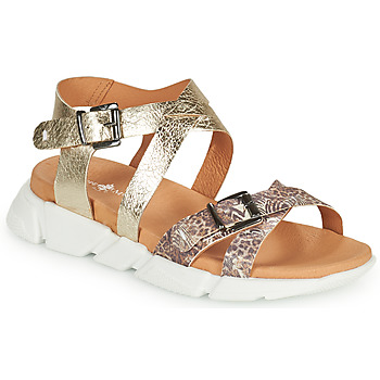 Schoenen Dames Sandalen / Open schoenen Philippe Morvan KAKI V1 Bruin