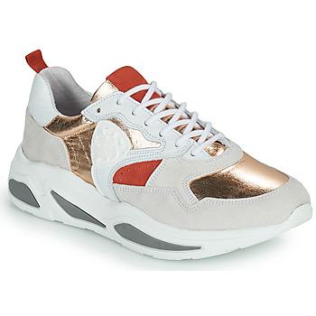 Schoenen Dames Lage sneakers Philippe Morvan BISKY V3 Multicolour