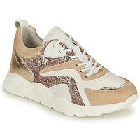 Schoenen Dames Lage sneakers Philippe Morvan VOOX V1 Wit / Beige