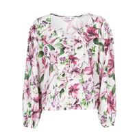 Textiel Dames Tops / Blousjes Liu Jo WA1084-T5976-T9706 Fleur