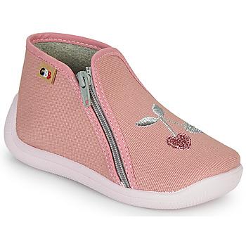 Schoenen Meisjes Sloffen GBB APOLA Roze