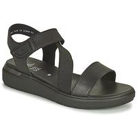 Schoenen Dames Sandalen / Open schoenen Ara IBIZA-S HIGH SOFT Zwart