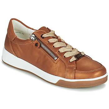 Schoenen Dames Lage sneakers Ara ROM-HIGHSOFT Bruin