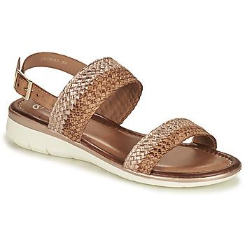 Schoenen Dames Sandalen / Open schoenen Ara KRETA-S Bruin