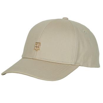 Accessoires Dames Pet Tommy Hilfiger TH CAP Beige