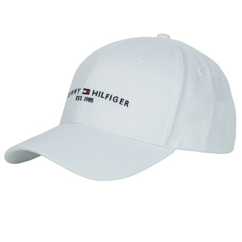 Accessoires Heren Pet Tommy Hilfiger TH ESTABLISHED CAP Wit