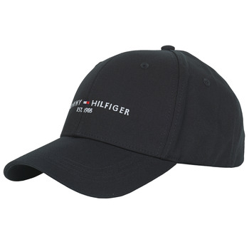Accessoires Heren Pet Tommy Hilfiger TH ESTABLISHED CAP Zwart