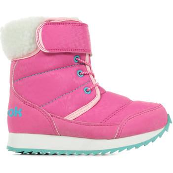 Schoenen Meisjes Laarzen Reebok Sport Snow Prime Roze