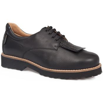 Schoenen Dames Derby Calzamedi Schoenen  AANPASBAAR NEGRO