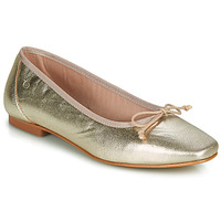 Schoenen Dames Ballerina's Betty London ONDINE Goud