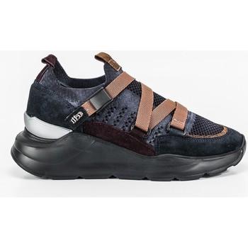 Schoenen Dames Lage sneakers Cetti 1202 bleu