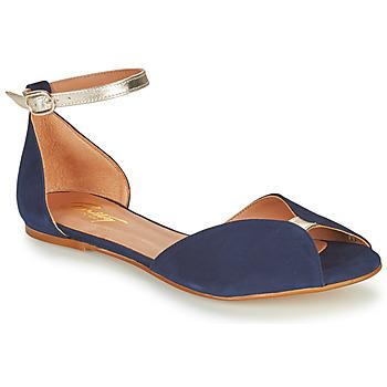 Schoenen Dames Sandalen / Open schoenen Betty London INALI Marine