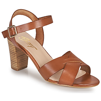 Schoenen Dames Sandalen / Open schoenen Betty London OCOLA Camel