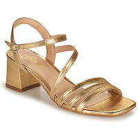 Schoenen Dames Sandalen / Open schoenen Betty London OCHANTE Goud