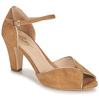 Schoenen Dames Sandalen / Open schoenen Betty London ORAD Camel