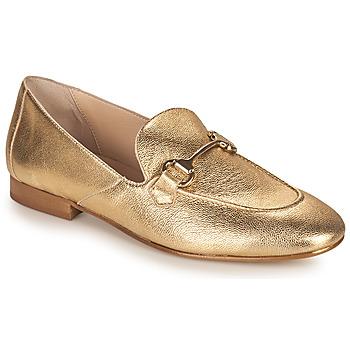 Schoenen Dames Mocassins Betty London OWINA Goud