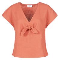 Textiel Dames Tops / Blousjes Betty London ODIME Terracotta