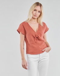 Textiel Dames Tops / Blousjes Betty London ODIME Terracotta