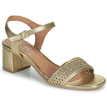 Schoenen Dames Sandalen / Open schoenen Betty London OUPETTE Goud