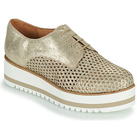 Schoenen Dames Derby Betty London OULOUNE Goud