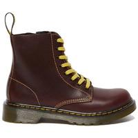 Schoenen Laarzen Dr Martens PASCAL PABLO-28 Bruin
