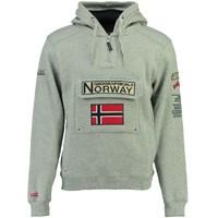 Textiel Jongens Sweaters / Sweatshirts Geographical Norway GYMCLASS Grijs