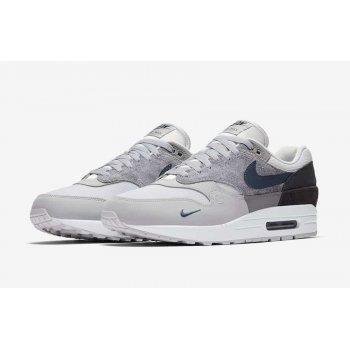 Schoenen Lage sneakers Nike Air Max 1 London Smoke Grey/Valerian Blue/DK Smoke Grey