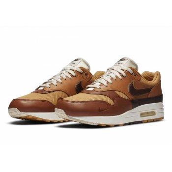 Schoenen Lage sneakers Nike Air Max 1 Sneaker Day Brown Brown/ Brown