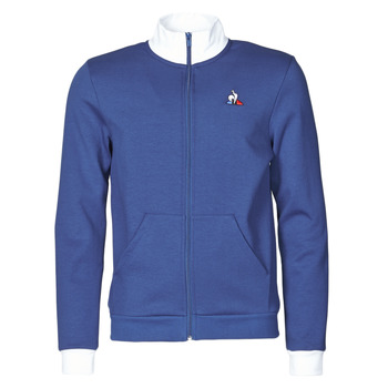 Textiel Heren Trainings jassen Le Coq Sportif SAISON 2 FZ Sweat N°2 M Marine