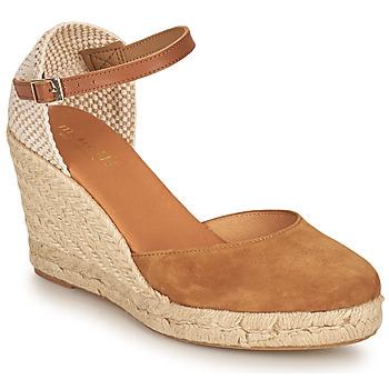 Schoenen Dames Sandalen / Open schoenen Minelli RAYANA Bruin / Beige