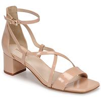 Schoenen Dames Sandalen / Open schoenen Minelli HEIDY Roze