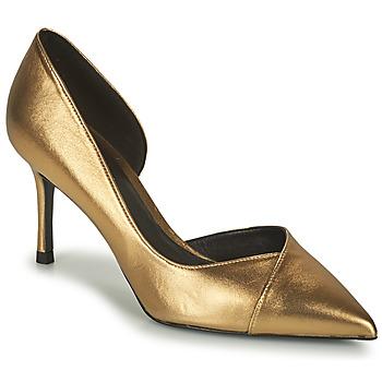 Schoenen Dames pumps Minelli GYLIANE Brons