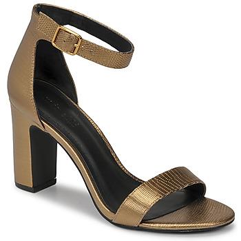 Schoenen Dames Sandalen / Open schoenen Minelli CHELYE Brons