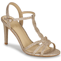 Schoenen Dames Sandalen / Open schoenen Minelli CHADA Goud