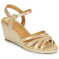 Schoenen Dames Sandalen / Open schoenen Minelli METLATINE Beige