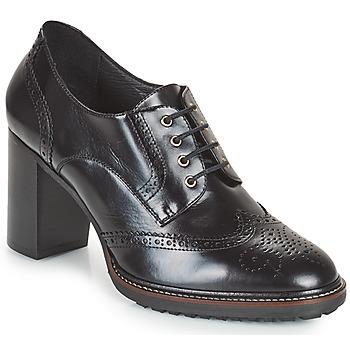 Schoenen Dames Low boots Minelli THOMINE Zwart