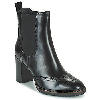 Schoenen Dames Enkellaarzen Minelli THILDA Zwart