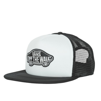 Accessoires Pet Vans CLASSIC PATCH TRUCKER Wit / Zwart
