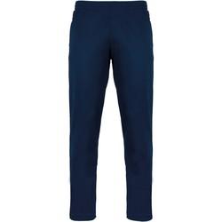 Textiel Trainingsbroeken Proact Pantalon de survêtement bleu marine