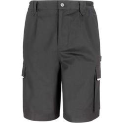 Textiel Korte broeken / Bermuda's Result Short  Action noir