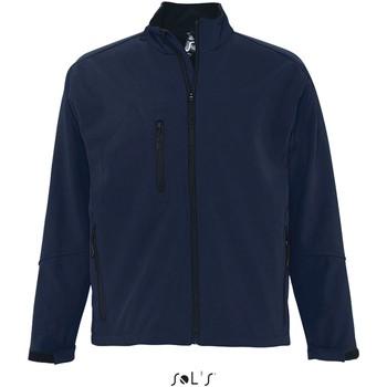 Textiel Windjack Sol's Coupe-vent  Relax bleu abysse