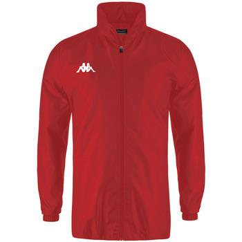 Textiel Heren Windjack Kappa Coupe-vent  Wister rouge