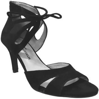 Schoenen Dames Sandalen / Open schoenen Brenda Zaro F2042 Zwart