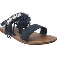 Schoenen Dames Sandalen / Open schoenen L'atelier Tropezien Cy831 Marineblauw